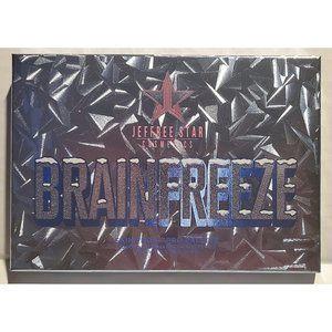 Jeffree Star BRAINFREEZE PRO PALETTE Highlighter